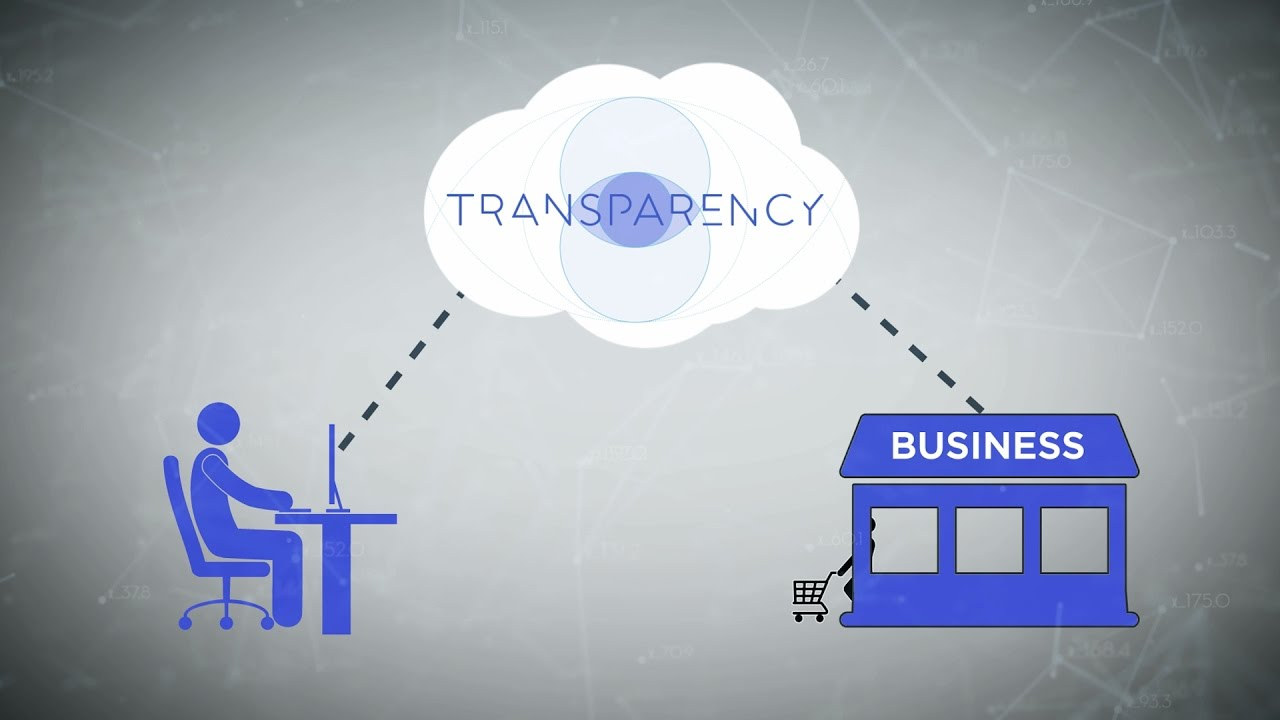 explainer video thumbnail for transparency