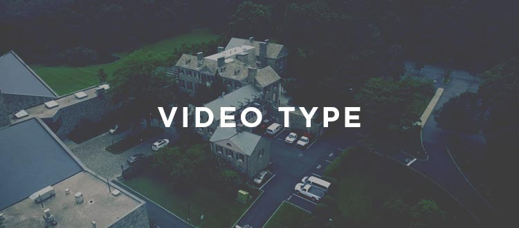 corporate video by type